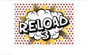 Reload 3 logo